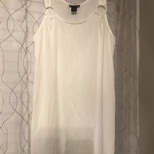 NWOT Apt. 9 swimsuit cover up